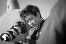 CinematographerคนไทยคนเดียวในAsia ที่ถูกเลือกให้CollaborationงานกับArtistระดับโลก
